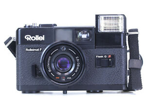 Rollei Rolleimat F Lens 38mm F2.8  (Réf#C-552)