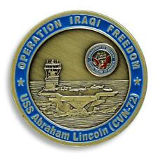 Us Army, Uss Abraham Lincoln (Cvn-72), Ship, Aircraft Carrier Operation Freedom