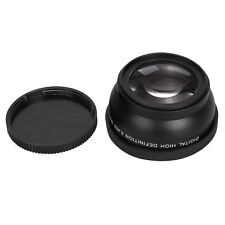 Hot 58MM 0.45x Wide Angle Lens with Macro for Canon DSLR T1i T2i XTi XSi