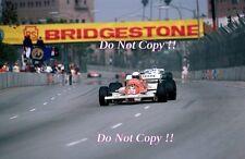 Riccardo Patrese ha FRECCE A3 USA GRAND PRIX West LONG BEACH 1983 fotografia 2