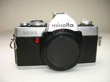 Minolta XG1 35mm SLR Film Camera Body  Only   XG-1  GUC  sn1033895