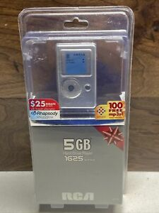 RCA Hard Drive Player 5 GB MP3 Player H115 - BRAND NEW & SEALED!