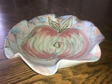 David Walters Particular Pottery Fluted Dish