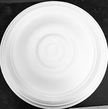 Plaster ceiling rose, Traditional Victorian design. 610mm wide. CP11