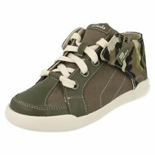 Clarks Boots Canvas Shoes for Boys