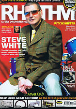 STEVE WHITE / TERRY BOZZIO / PITCHSHIFTER / STEVE GORMANRhythm December2002