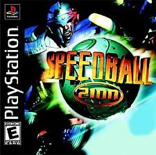 Speedball 2100 (Sony PlayStation 1, 2000) - PS1 - Complete
