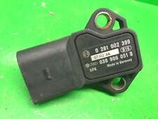 MAP Sensor VW AUDI TDI Boost Pressure Sensor 038906051B 0281002399 GENUINE