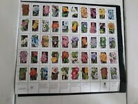 STAMPS US SCOTT 1991 29 CENT Wild Flowers FULL SHEET of 50 Stamps