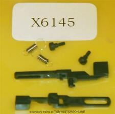 hornby oo spares x6145 2x cl 395 javelin dummy car or coach coupling assemblies