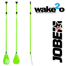 JOBE Green Fibreglass Paddle SUP stand up paddle board BRAND NEW