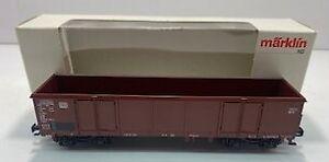 Marklin 4690 DB HO Scale Gondola Car LN/Box