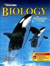 Biology Dynamics of Life, Alton Biggs, Dinah Zike, Peter Rillero, Acceptable Boo