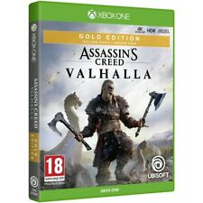Preordine 10 novembre 2020 - ASSASSIN'S CREED VALHALLA GOLD EDITION Xbox One