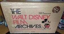 Livre Les Archives des films Walt Disney - The Walt Disney Film Archives - NEUF