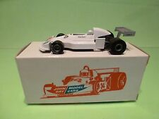 JOHN DAY MODELS 001 MARCH 761- HANS STUCK No 34  - F1 WHITE 1:43 - GOOD IN BOX