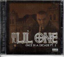 Mr. Lil One - Once in a decade part 2 [CD New]