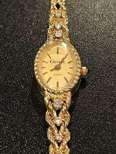 Vintage 14kt Gold Oval Geneva Watch