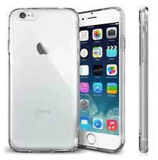 "Custodia Cover Case slim per apple iphone 6 6s plus 5,5"" in silicone trasparente"
