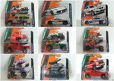 Matchbox Plastic Cars, Trucks & Vans