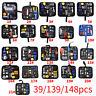 39/139/146Pcs/set Watchmaker Watch Repair Tool Kit Back Case Opener Remover KIts