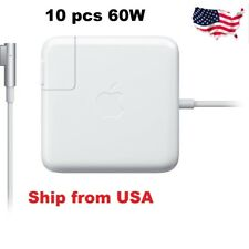 "10 X Genuine Apple 60W Magsafe 1 AC Adapter Charger for 13"" Macbook Pro A1344"