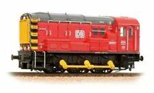 Bachmann 32-119 Class 08 08907 Diesel Shunter DB Schenker Red 00 Gauge DCC Ready