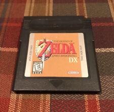 Zelda Links Awakening DX Gameboy Color Official OEM