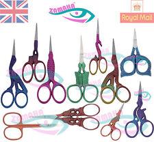 More details for embroidery scissors on ebay, tailor stitch scissors, stork scissors, uk seller