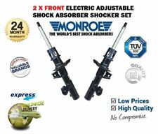 FOR VW PASSAT CC TIGUAN 3C0413031D 2X FRONT ELECTRIC ADJUST SHOCK ABSORBERS SET