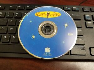 Blast from the Past (DVD) WORKS / NO TRACKING / DISC ONLY #988