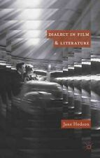 Dialect in Film and Literature by Jane Hodson (Paperback, 2014)