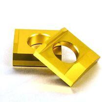 catena dorata Regolazione Blocchi per Suzuki GSF1250 Bandit 07-09 GSX1400 01-07