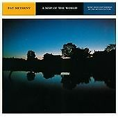 Pat Metheny : A Map Of The World CD FREE POSTAGE