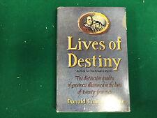 Lives of Destiny 1954 Donald Peattie