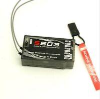 STROM RC S603 6CH Support PPM Receiver For JR Spektrum DSMX DSM2 Dx6i Dx7s Dx8