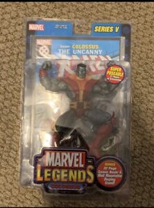 Marvel legends toybiz colossus