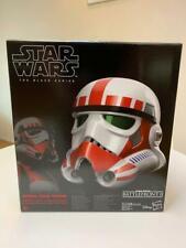 Hasbro Star Wars Black Series Battlefront Imperial Shock Trooper Helmet 2017