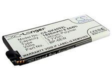 UK Battery for Nokia Lumia 900 Lumia 900 4G LTE BP-6EW 3.7V RoHS