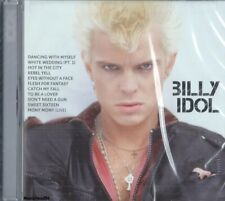 Billy Idol - Icon - Hard Rock Pop Music Cd