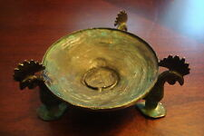 Chinese incense holder with a chinese coin in the center for luck & money[a8old]