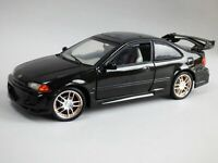 1:18 Fast And The Furious Honda Civic Racing Champions Car Toy Dominic Toretto