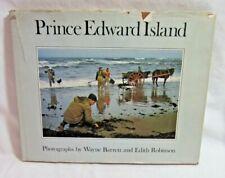PRINCE EDWARD ISLAND by Wayne Barrett & Edith Robinson 1977 hc/dj 1st Edition