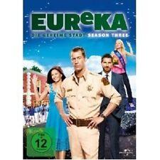 EUREKA: DIE GEHEIME STADT - SEASON 3 5 DVD NEUWARE