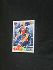 Trading card carte panini FOOT 2011-2012 ADRENALYN XL  JALLET  PSG PARIS