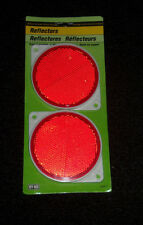 Hy-Ko Reflectors Red