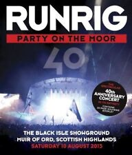 Runrig - Party On The Moor - 40th Anniversary Concert - Blu-Ray