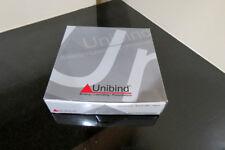 UniBind 36mm Black SteelBack Covers - (25pk) 16210LS36BA *30% OFF MSRP*