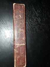 Vintage H. Boker & Co. Unrivaled Straight Razor Case - Case Only