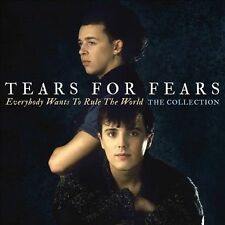 Everybody Wants to Rule the World: The Collection by Tears for Fears CD